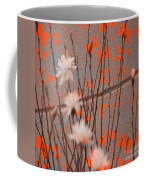 Contemporary Art - Butterfly Kisses - Luther Fine Art Coffee Mug