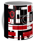 Contemporary Design Coffee Mug