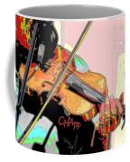 Contorno Fiddle II Coffee Mug