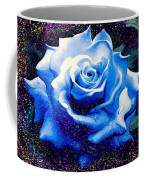 Contorted Rose Coffee Mug