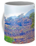 Controlled Burn Area In Kruger National Park-south Africa Coffee Mug