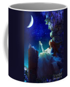 Conversation With The Moon Coffee Mug