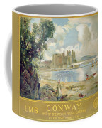 Conway Castle Coffee Mug