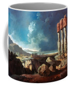 Cook: Easter Island, 1774 Coffee Mug
