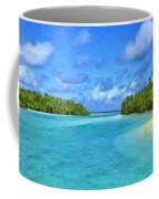 Cook Islands Lagoon Coffee Mug