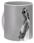Cool Catherine Palm Springs Coffee Mug by William Dey