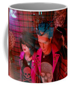 Cool Couple Coffee Mug