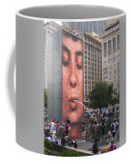 Cool Crowd Coffee Mug