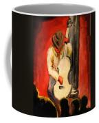 Cool Jazz Served Hot Coffee Mug