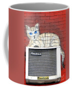 Cool Kitty Coffee Mug