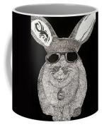 Cool Rabbit Coffee Mug