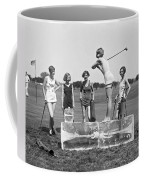 Cool Tee Time Coffee Mug