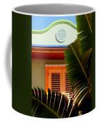 Cool Tropics Coffee Mug by Karen Wiles