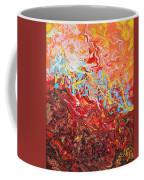 Cooling Lava Coffee Mug