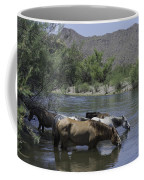 Cooling Off Coffee Mug