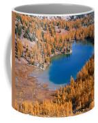 Cooney Lake Larches Coffee Mug