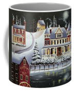 Coopersville Coffee Mug by Catherine Holman