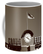 Coors Field - Colorado Rockies 16 Coffee Mug by Frank Romeo