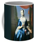 Copley's Anne Fairchild Bowler -- Mrs. Metcalf Bowler Coffee Mug