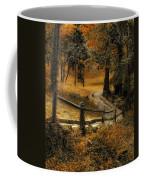 Copper Field Coffee Mug