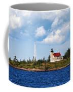 Copper Harbor Lighthouse Coffee Mug