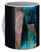 Copper Plate Coffee Mug