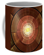 Copper Shield Coffee Mug