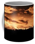 Copper Sunset Coffee Mug