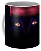 Copperman Coffee Mug by Gunter Nezhoda