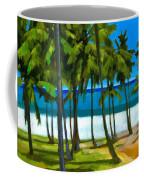 Coqueiros De Tiririca Coffee Mug