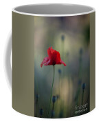Coquelicot Impression Coffee Mug