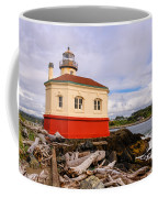 Coquille River Lighthouse Coffee Mug