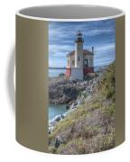 Coquille River Lighthouse Coffee Mug