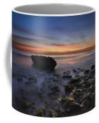 Coral Cove Beach At Dawn Coffee Mug