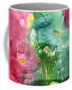 Coral Fishies Coffee Mug