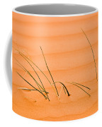 Coral Pink Sands 1 Coffee Mug by Adam Romanowicz