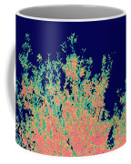 Coral Reef Abstract Coffee Mug