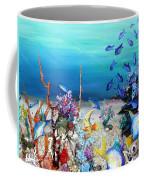Coral Reef Blues  Coffee Mug