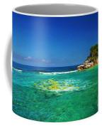Coral Seas Haiti Coffee Mug