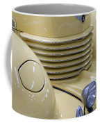 Cord 812 Oldtimer From 1937 Grill Coffee Mug