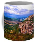 Cordes-sur-ciel France Coffee Mug