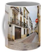 Cordoba Old Town Houses Coffee Mug
