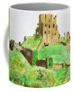 Corfe Castle Coffee Mug