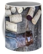 Corks With Bottle Coffee Mug