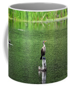 Cormorant Chilling Coffee Mug