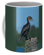 Cormorant Coffee Mug