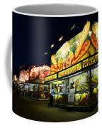 Corn Dog Kiosk Coffee Mug