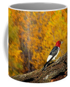Corn Fed Woodpecker Coffee Mug