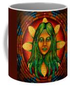 Corn Maiden Coffee Mug