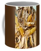Corn Shock - Sign Of Autumn Coffee Mug